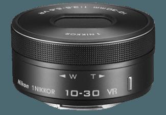 Produktbild NIKON 1 NIKKOR VR 10�30 mm 1:3 5�5 6 PD-ZOOM 10 mm-30 mm f/3.5-5.6  Standardzoom  System: Nikon