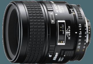 Produktbild NIKON AF Micro-Nikkor 60mm F2 8D 60 mm Objektiv f/2.8  System: Nikon