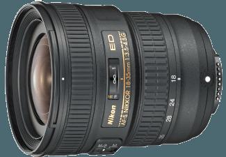 Produktbild NIKON AF-S NIKKOR 18-35mm 1:3 5-4 5 G ED 18 mm-35 mm Objektiv f/3.5-4.5  System: Nikon AF