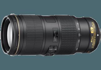 Produktbild NIKON AF-S NIKKOR 70�200mm 1:4G ED VR 70 mm-200 mm Objektiv f/4  System: Nikon AF