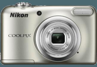 Produktbild NIKON COOLPIX A10 Digitalkamera  16.1 Megapixel  5x opt. Zoom  CCD-Sensor Sensor  26-130 mm
