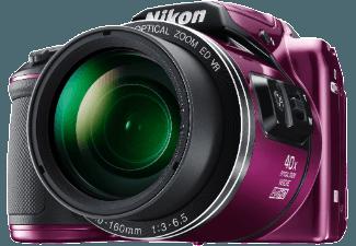 Produktbild NIKON COOLPIX B500 Kompaktkamera  16 Megapixel  CMOS Sensor  22.5-900 mm Brennweite  Autofokus