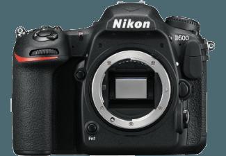 Produktbild NIKON D500 Gehäuse Spiegelreflexkamera  20.9 Megapixel  4K  Full HD  HD  CMOS Sensor  Externer