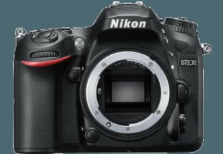 Produktbild NIKON D7200 Geh�use Spiegelreflexkamera  24.2 Megapixel  CMOS  DX Sensor  Externer Blitzschuh