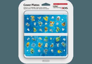 Produktbild NINTENDO New Nintendo 3DS Zierblende 030 (Pokémon