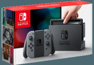 Produktbild NINTENDO Switch Grau