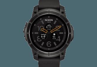 Produktbild NIXON Mission  Smartwatch  Polycarbonat  Schwarz