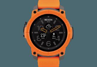 Produktbild NIXON Mission  Smartwatch  Polykarbonat