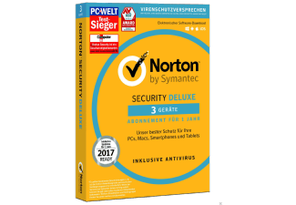 Produktbild NORTON Security Deluxe 3 Geräte