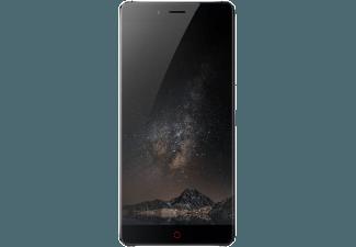 Produktbild NUBIA Z11  Smartphone  64 GB  5.5 Zoll  Grau  LTE