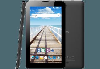 Produktbild ODYS Sense 7 Plus 3G, Tablet mit 7 Zoll, 8 GB Speicher, 1 GB RAM, 3G Unterstützung, Google