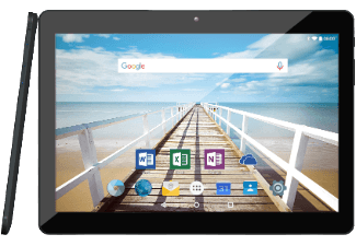 Produktbild ODYS Thor 10, Tablet mit 10.1 Zoll, 16 GB Speicher, 1 GB RAM, Google