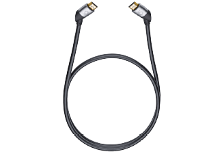 Produktbild OEHLBACH 137  High Speed HDMI Kabel  1440 mm