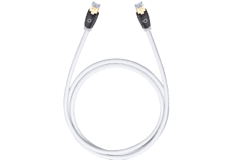 Produktbild OEHLBACH HI Stream  Netzwerkkabel  1200 mm  Weiß
