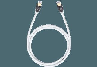 Produktbild OEHLBACH HI Stream  Netzwerkkabel  3200 mm  Weiß