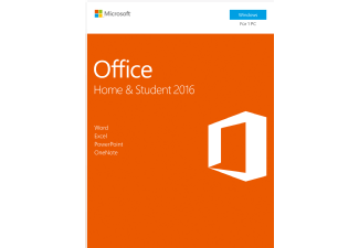 Produktbild Office Home & Student 2016