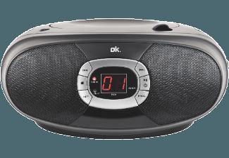 Produktbild OK. ORC 110  CD Player  Schwarz