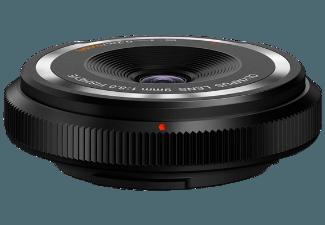 Produktbild OLYMPUS Body Cap Lens 9mm F8 0 9 mm f/8  Fish-Eye  System: Olympus