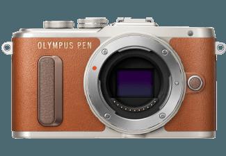Produktbild OLYMPUS E-PL 8 Systemkamera  16.1 Megapixel  3x opt. Zoom  Live MOS Sensor  Externer Blitzschuh