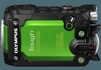 Produktbild OLYMPUS Olympus TG-Tracker Actionkamera - Grün Actioncam  Bildstabilisator  WLAN  GPS