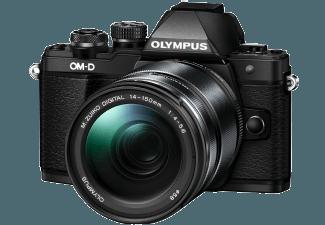 Produktbild OLYMPUS OM-D E-M10 Mark II 14-150 mm Objektiv  Systemkamera  Schwarz