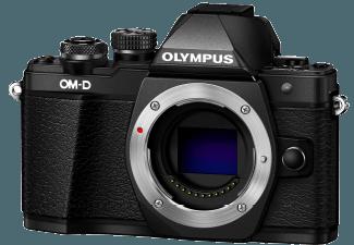 Produktbild OLYMPUS OM-D E-M10 Mark II Gehäuse Systemkamera  16.1 Megapixel  Live-MOS Sensor  WLAN  Autofokus