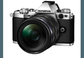 Produktbild OLYMPUS OM-D E-M5 Mark II 12-40 mm Objektiv  Systemkamera