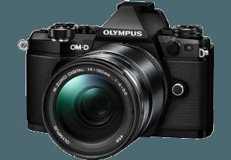 Produktbild OLYMPUS OM-D E-M5 Mark II 14-150 mm Objektiv  Systemkamera