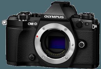 Produktbild OLYMPUS OM-D E-M5 Mark II Gehäuse Systemkamera  16.1 Megapixel  Live-MOS Sensor  Externer