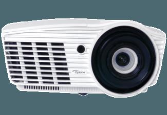 Produktbild OPTOMA HD161X  FullHD 3D Heimkino-Projektor mit Lensshift  DLP  Beamer  Full-HD  1.920 x 1.080