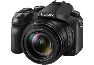 Produktbild PANASONIC DMC-FZ 2000 Digitalkamera  20.1 Megapixel  20x opt. Zoom  4K  Full HD  MOS Sensor