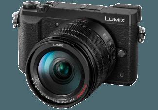 Produktbild PANASONIC DMC-GX80H Systemkamera  16 Megapixel  2x (Foto)  2.4x  3.6x