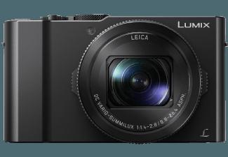 Produktbild PANASONIC DMC-LX 15 Digitalkamera  20.1 Megapixel  3x opt. Zoom  Full HD  4K  MOS Sensor  Autofokus