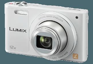 Produktbild PANASONIC DMC-SZ10 EG-K Digitalkamera  16 Megapixel  12x opt. Zoom  CCD Sensor  WLAN  24-288 mm