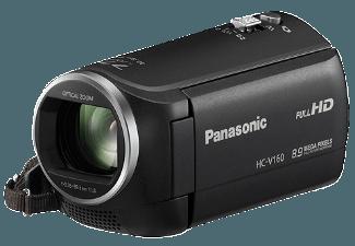 Produktbild PANASONIC HC-V160 EG-K  Camcorder  BSI MOS Sensor  50x opt. Zoom  Bildstabilisator