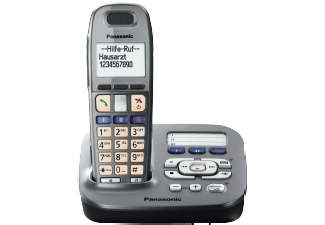 Produktbild PANASONIC KX-TG 6591 GM  ECT Schnurlos Telefon