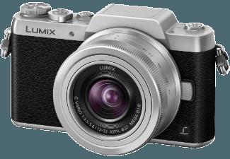 Produktbild PANASONIC LUMIX DMC-GF7K Systemkamera  16 Megapixel  Live-MOS Sensor  WLAN  12-32 mm Objektiv
