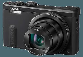 Produktbild PANASONIC Lumix DMC-TZ 61 Digitalkamera  18.1 Megapixel  30x opt. Zoom  MOS Sensor  Near Field