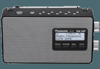 Produktbild PANASONIC RF-D10 EG-K  DAB+ Radio  Schwarz