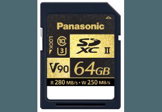 Produktbild PANASONIC RP-SDZA64 SDXC Speicherkarte  64 GB  280 MB/s  Class 10