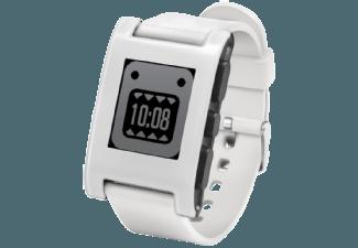 Produktbild PEBBLE Smart Watch  Smart Watch  Weiß