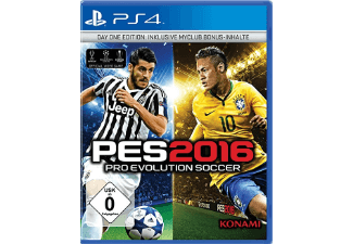 Produktbild PES 2016 - Pro Evolution Soccer 2016 (Day 1 Edition) - PlayStation