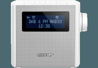 Produktbild PHILIPS AJB4300W/12  Radiowecker  Weiß