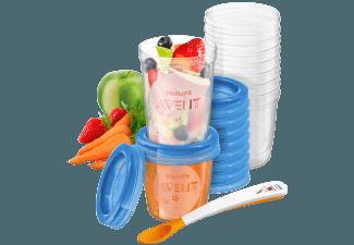 Produktbild PHILIPS Avent SCF721/20  Nahrungs-Mehrwegbecher Set