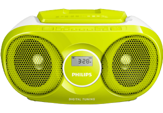 Produktbild PHILIPS AZ215G/12  CD-Soundmachine  Grün