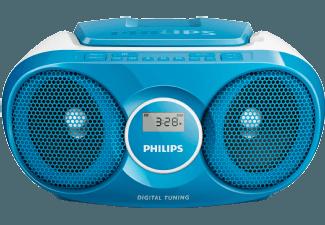 Produktbild PHILIPS AZ215N/12  CD-Soundmachine  Blau