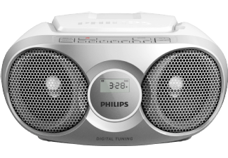 Produktbild PHILIPS AZ215S/12  CD-Soundmachine  Silber