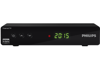 Produktbild PHILIPS DTR3442B DVB-T2 HD Receiver