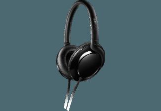 Produktbild PHILIPS Flite SHL4600BK/00  Over-ear Kopfhörer  Schwarz