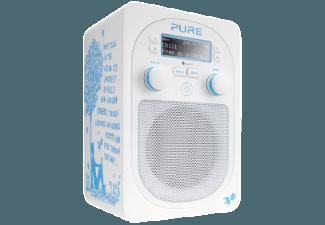 Produktbild PURE Evoke D2 BT Rob Ryan Blue  DAB+ Radio